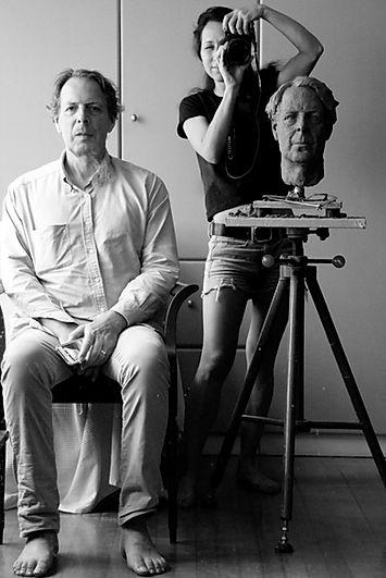 Irina Shark Figurative contemporary sculptor