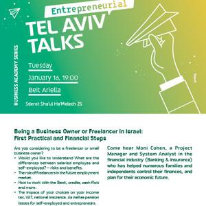 Tel aviv Talks
