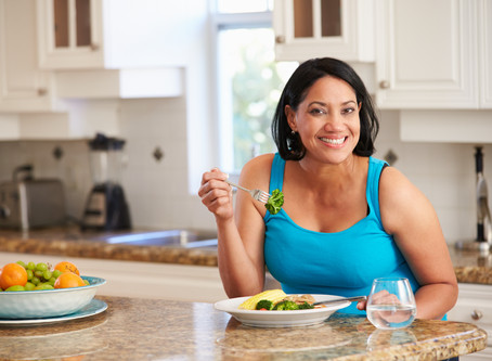 Intuitive Eating Principle # 5 ; Feel Your Fullness
