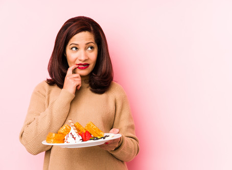 Intuitive Eating Principle #7: Cope with your emotions without using food.