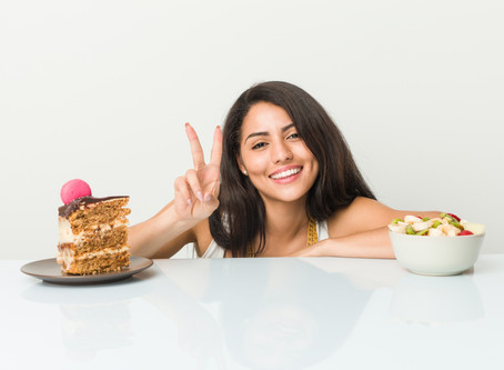 Intuitive Eating Principle #3; Make Peace with Food
