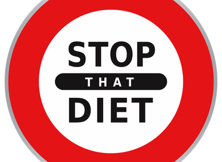 Intuitive Eating 101 - Principle #1: Reject the Diet Mentality