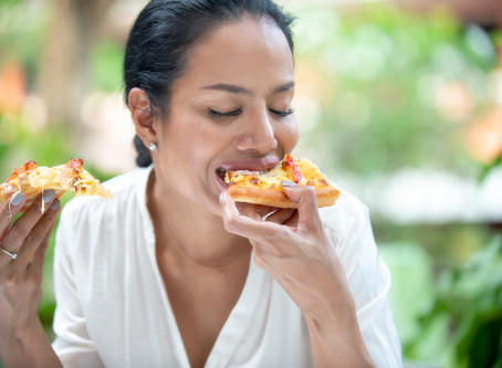 Intuitive Eating Principle # 6 Discover the Satisfaction Factor.