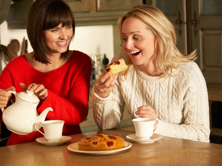 Intuitive Eating, a new approach to health and well-being.