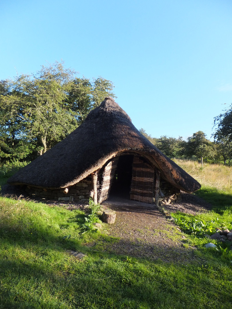Roundhouse at Applecross