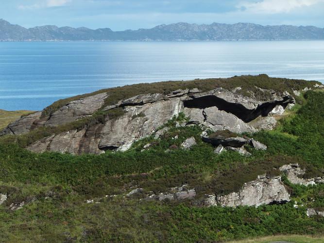 Ancient Inhabitation at Sand Bay