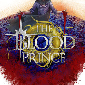 Cover Reveal for THE BLOOD PRINCE!