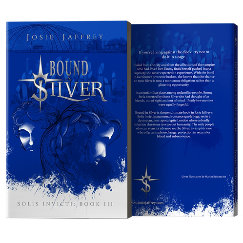 Bound in Silver (Signed)