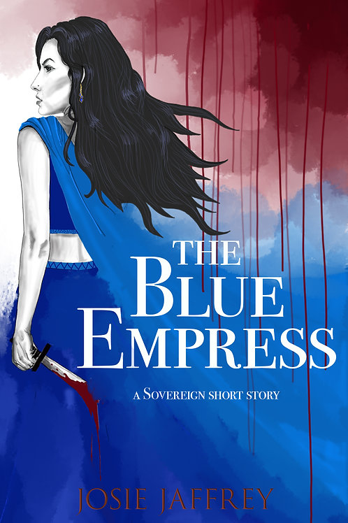 The Blue Empress Chapbook (Signed)
