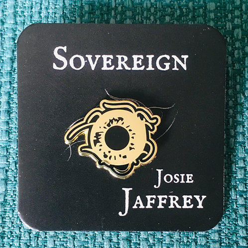 Sovereign pin #3