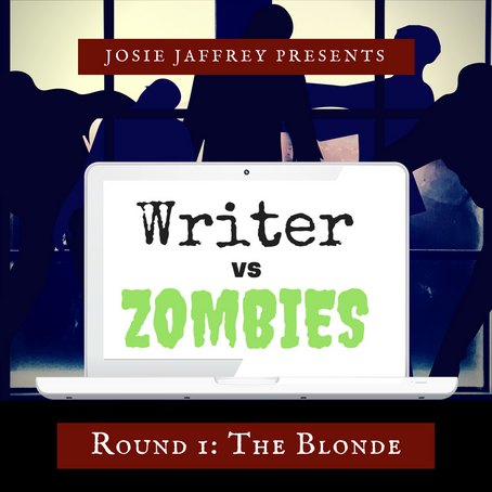 Writer vs Zombies - Round 1