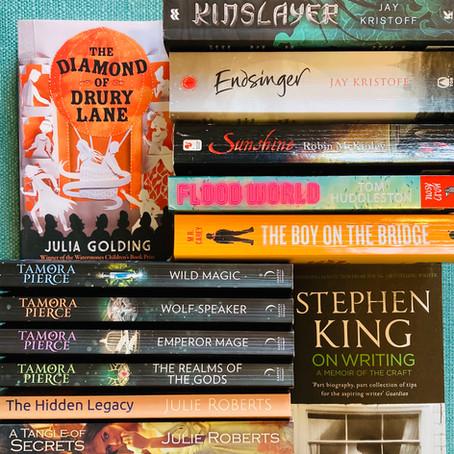 Best Books - August 2020