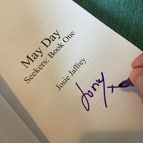 May Day (Signed)