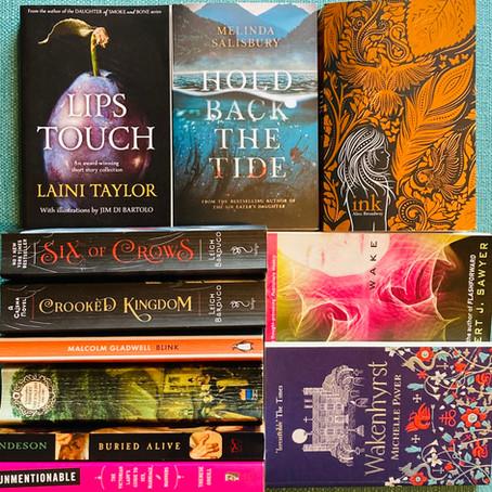 Best Books - October 2020