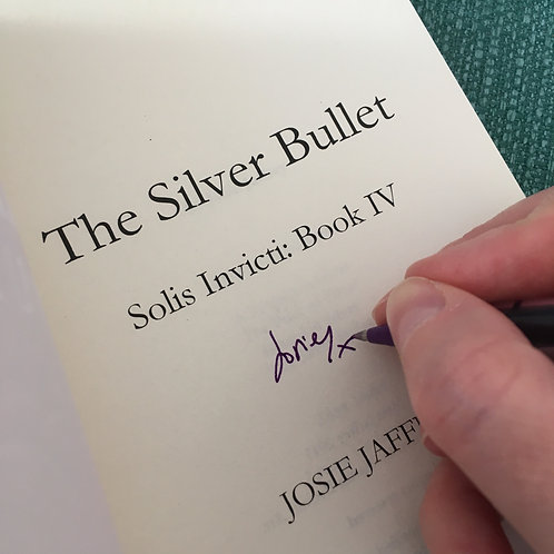 The Silver Bullet (Signed)