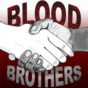 BLOOD BROTHERS is out TODAY!