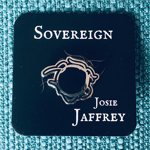 Sovereign pin #1