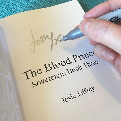 The Blood Prince (Signed)