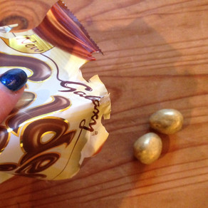 Chocolate is my worst best writing friend