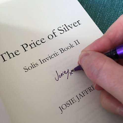 The Price of Silver (Signed)