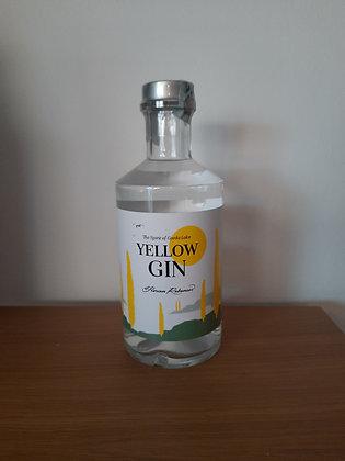 Distilleria Zu Plus Yellow Gin