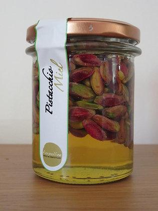 Miele con pistacchi Fiorpolline