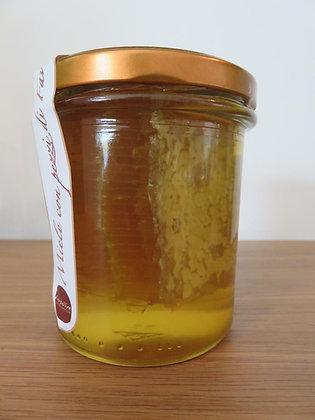Miele con favo Fiorpolline
