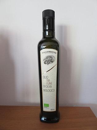 Olio Extravergine Oliva Biologico Poggioriotto