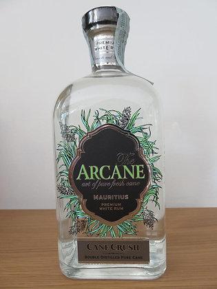 Arcane Cane Crush White Rum Mauritius