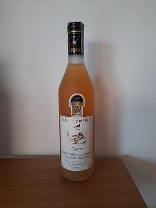 François Peyrot Poire Williams & Cognac