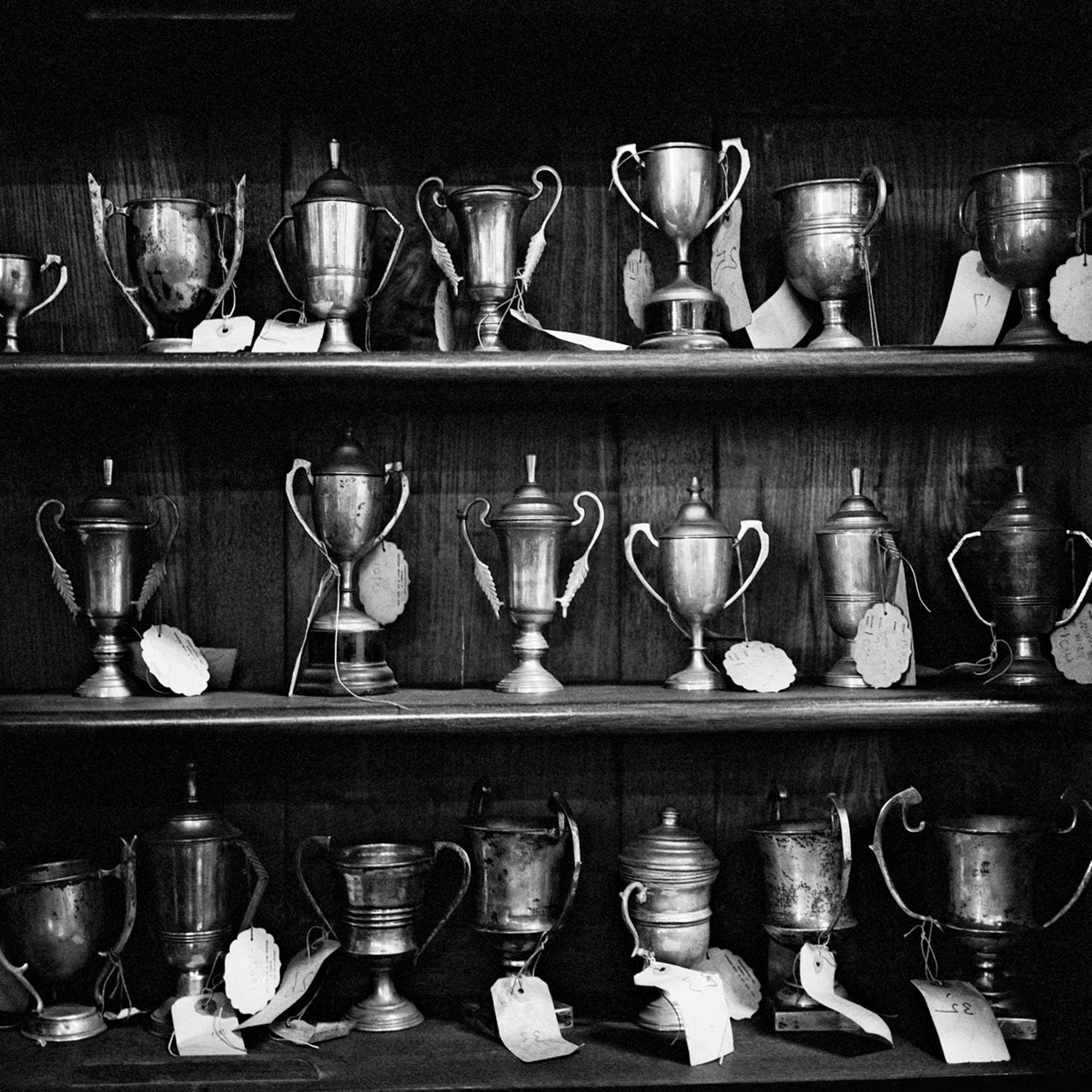 (1) Museo de trofeos