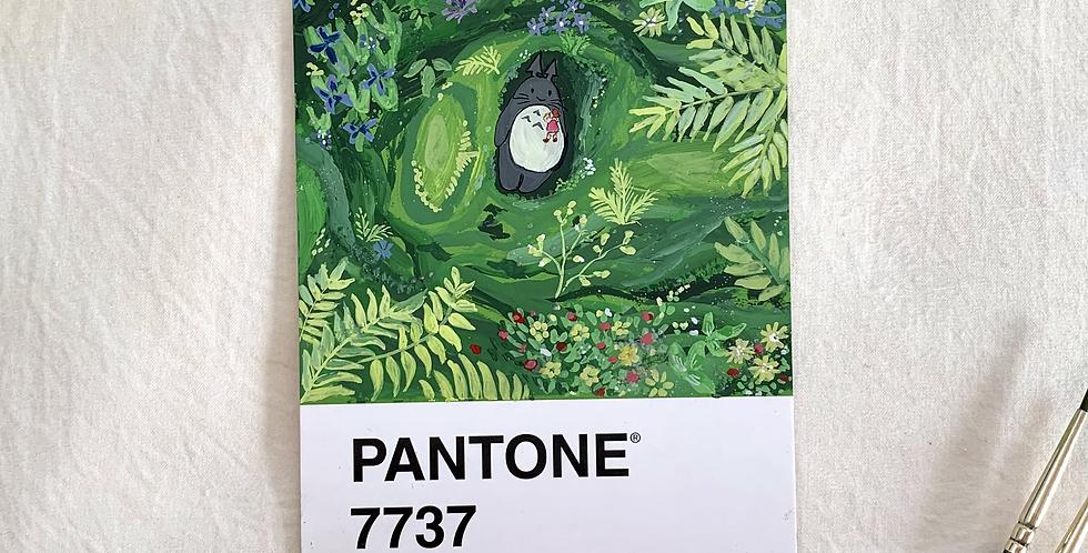 PANTONE Original - Totoro