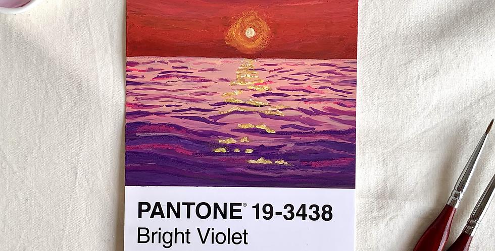 PANTONE Original - Bright Violet