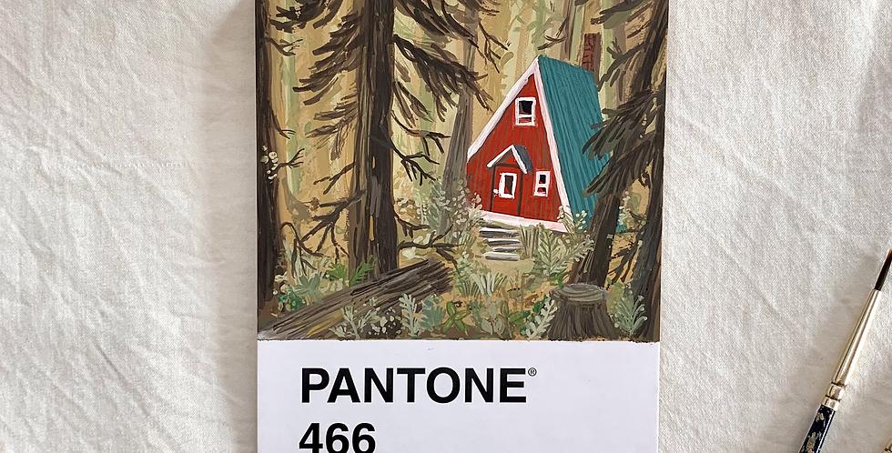 PANTONE Original - Forest Cabin