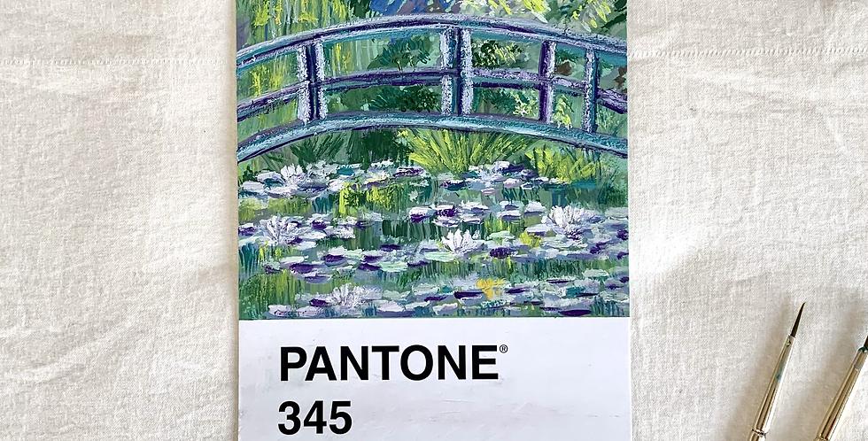 PANTONE Original - Japanese Bridge