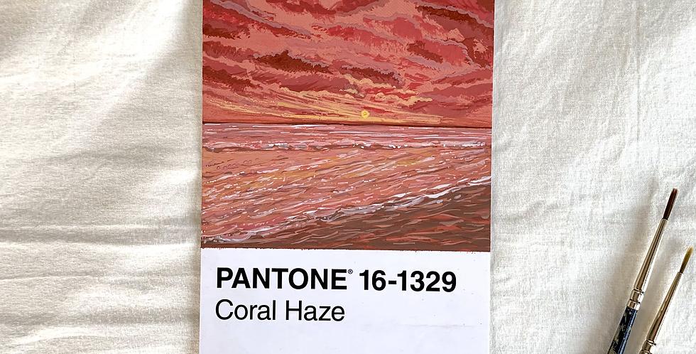 PANTONE Original - Coral Sea