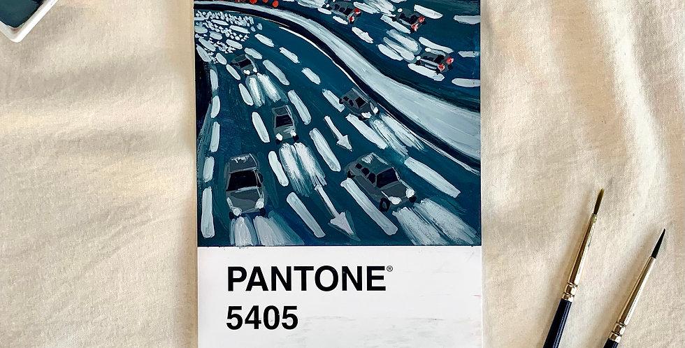 PANTONE Original - Traffic Lights