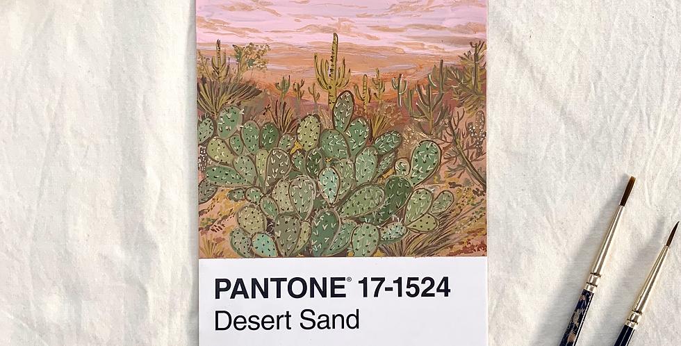 PANTONE Original - Desert Sand