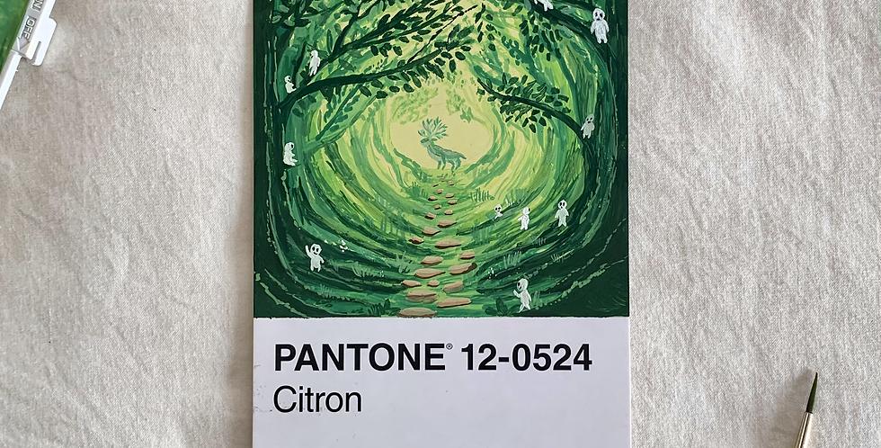 PANTONE Original - Citron (Mononoke)