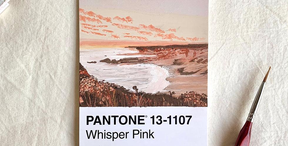 PANTONE Original - Whisper Pink