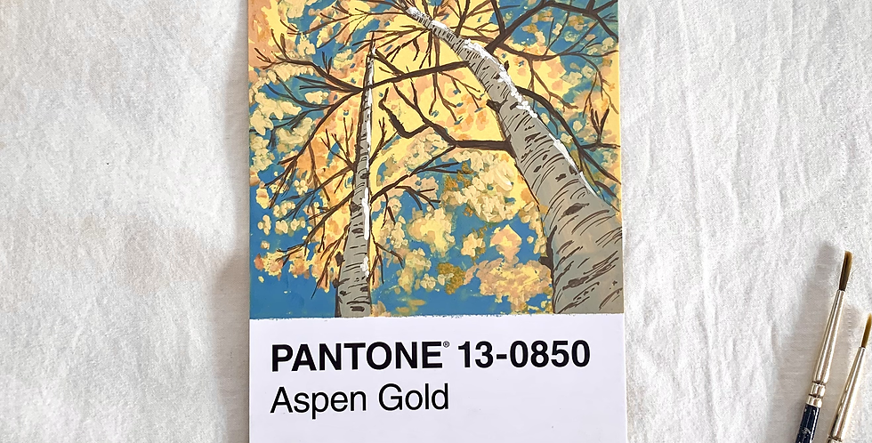 PANTONE Original - Aspen Tree