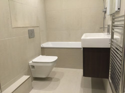 Bathroom Fitting in E1