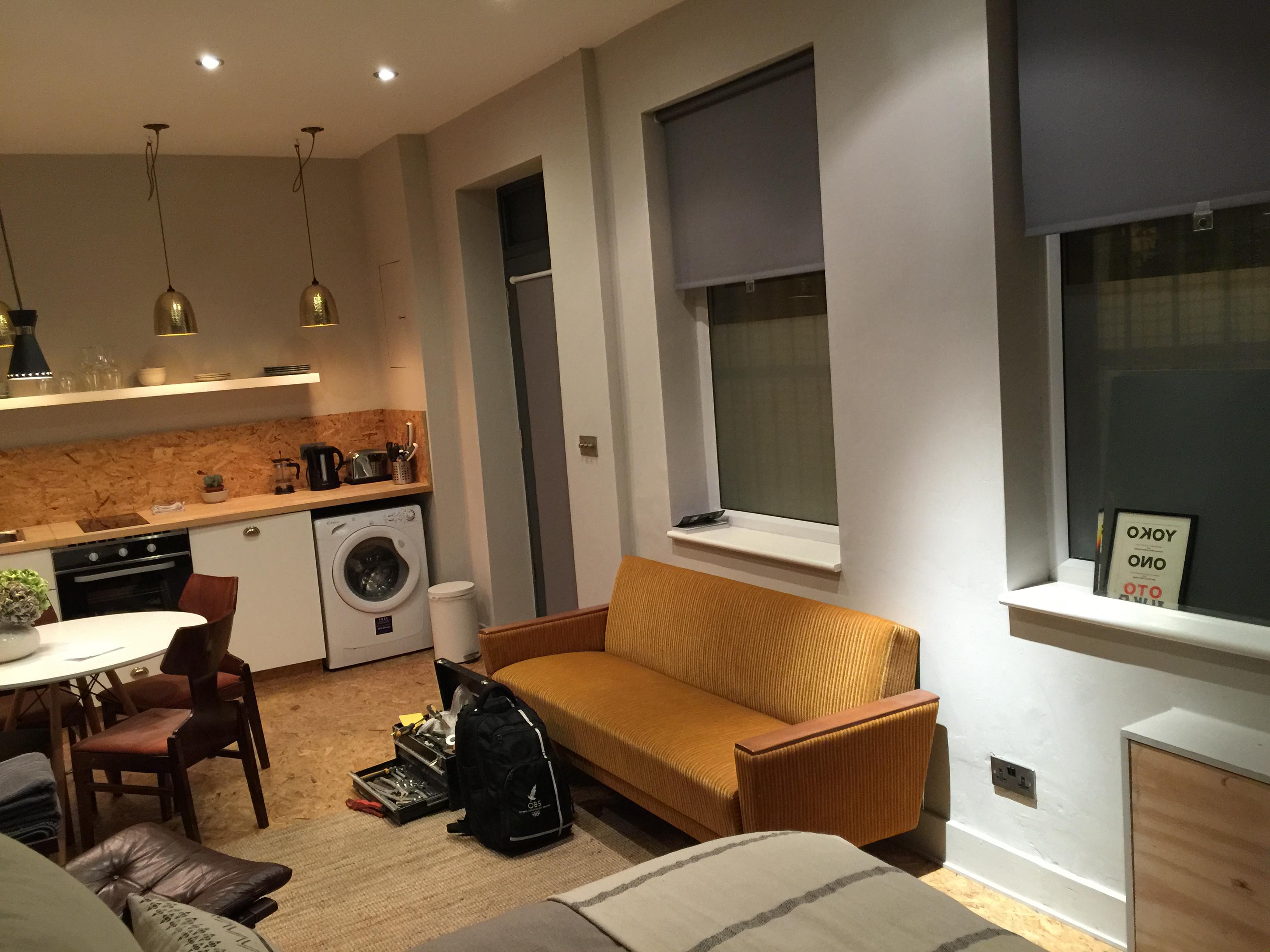 Studio Kitchen Installation