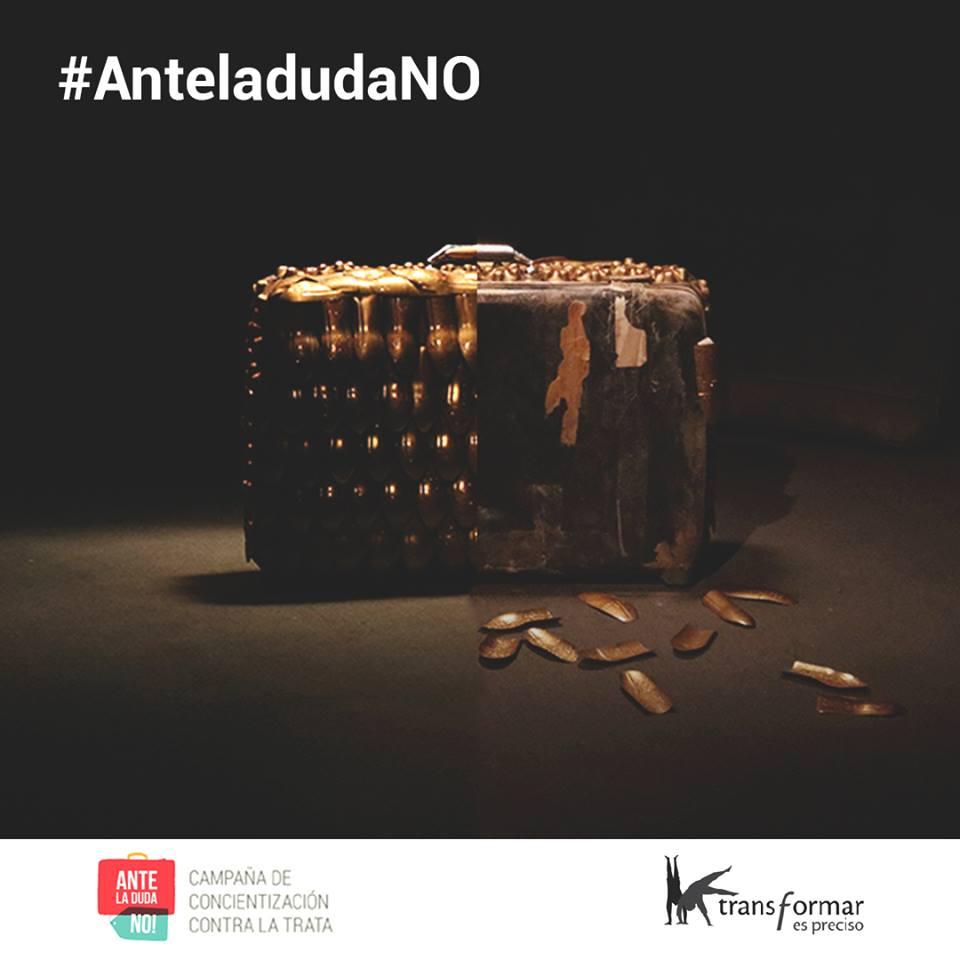 Campaña #AnteLaDudaNO