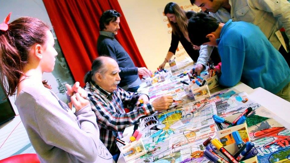 Feria del Libro Clarín 70 años
