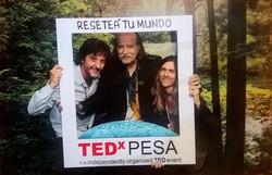 Charla TED por Edgardo Rodríguez