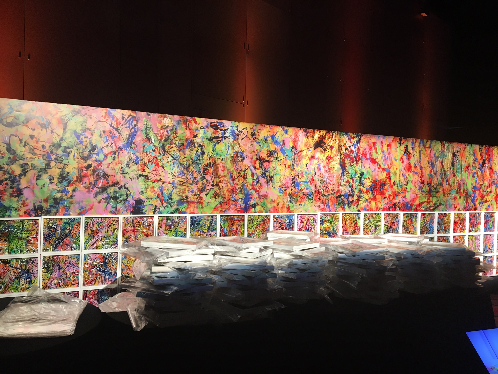 DOW - Arte por metro