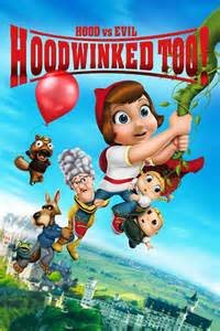 Hoodwinked Too: Hood Vs. Evil