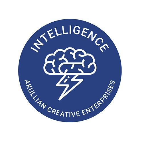 Intelligence Sticker