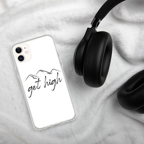Get High iPhone Case